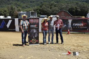 José Gutierrez y DB Danit Olena Win