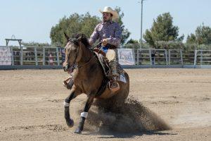 Jaime Sola & Miss Snappy Madera, 2º Any Horse Any Rider