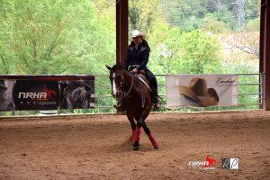 Patxu Gibert con Spirit Hickory Lena