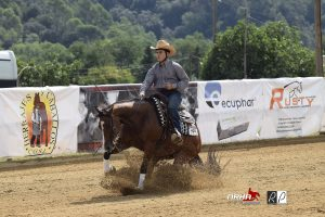 Andreu Nogué Puig y Ricostyle Campeón 2018 Youth 14-18, 141,5 puntos