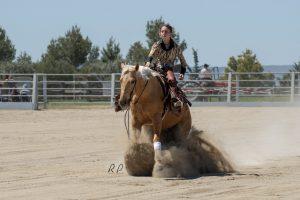 Miriam Miralles & Rock Whiz Pine, 3ª Open