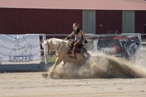 Miriam Miralles & GP Casual Chic Gun, 2ª Open