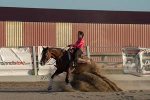 Miriam Perera & Hesa Snap Jac Chic 3º Any Horse Any Rider
