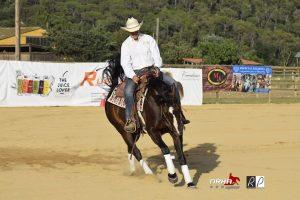 Jaume Avellaneda y ML Western Spirit